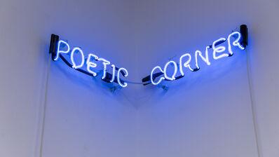 Jorge Méndez Blake, 'Poetic Corner', 2019