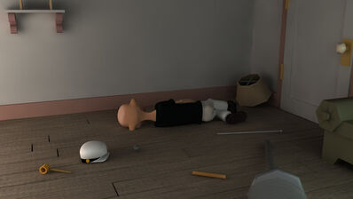 Takeshi Murata, 'I, Popeye', 2010