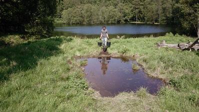 Antti Laitinen, 'Lake Shift', 2017