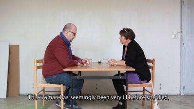 Stéphanie Solinas, 'Le Pourquois Pas?  la dette de l'áme', 2014