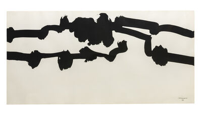 Eduardo Chillida, 'Untitled', 1963