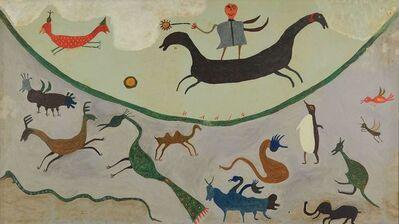 Ilija (Bosilj) Basicevic, 'The Apocalypse: The Eclipse', 1962