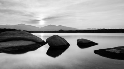Damián Chiappe, ' Atardecer en el Lago Yeongnangho', 2016