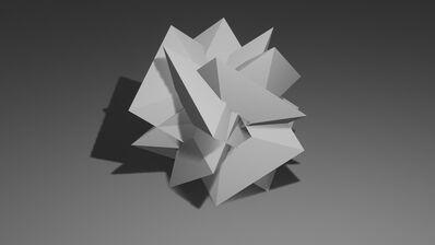 Eberhard Fiebig, 'NY - Futura Eins', 2018