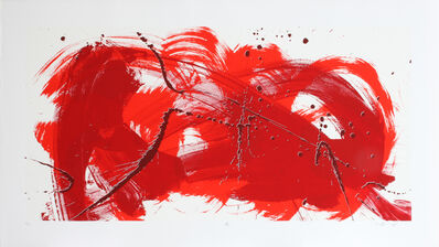 Kazuo Shiraga, 'Yan -China Seven Warring States', 1993