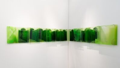 Janet Laurence, 'Liquid Green (from the Green Space Series)', 2009