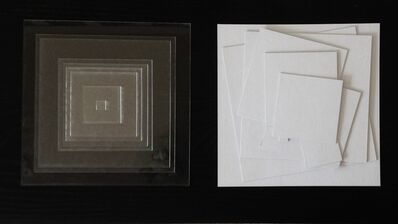 Kee Ip, 'Untitled (9 Squares) Diptych', 2018