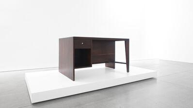 Pierre Jeanneret, 'Indian Rosewood Desk', ca. 1958