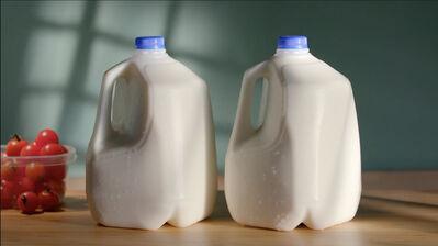Matt Keegan, '2 Gallons of milk', 2019