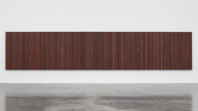 Theaster Gates, 'Behold the Red Lion of Gibraltar', 2020