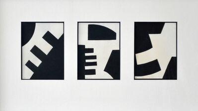 Otto Freundlich, 'Triptychon', 1933-34