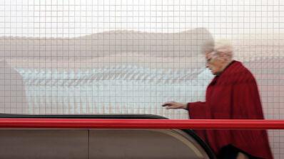Pierre Derks, 'Mind your step / Escalator', 2015