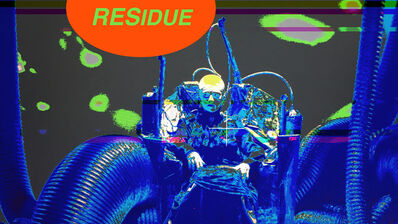 Yuan Keru 袁可如, 'Residue', 2017
