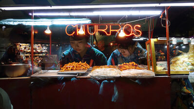 Taeko Nomiya, 'Churros', 2020