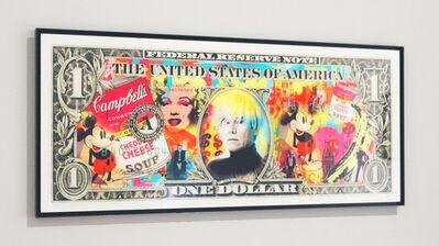 Aaron, 'Dollar Andy', 2018