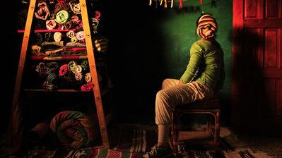 Nidaa Badwan, '100 Days of Solitude; Code: 26', 2014