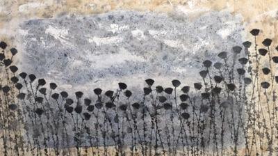 Jean-Francois Debongnie, 'Prés Parsemés de Fleurs'