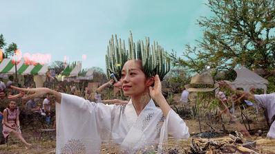 Taeko Nomiya, '真夏 Manatsu', 2019