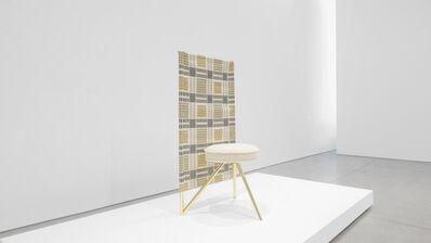 Philippe Starck, ''Miss Wirt' Canvas Chair', ca. 1982