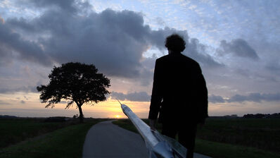 Guido van der Werve, 'Nummer zeven, The clouds are more beautiful from above', 2006