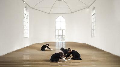 Lotte Geeven, 'Rollers, Tunnelers, Dwellers', 2013