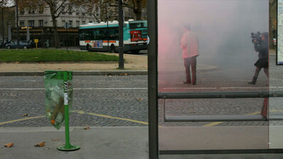 Pierre Derks, 'Screening Reality / Protest ', 2013