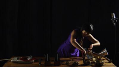 R. Luke DuBois, 'Bora Yoon, Voice and Instruments', 2014