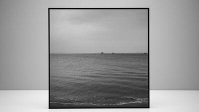 Yang Li, 'Over the sea 3RI-D①-3 此刻海面3 ', 2021