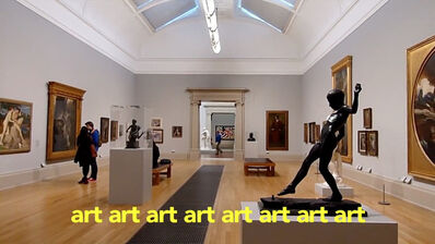 Mak Ying Tung 2 麥影彤二, 'Art, Art, Art', 2017