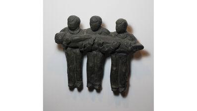 Carol Saft, 'Three Man Carry', 2001