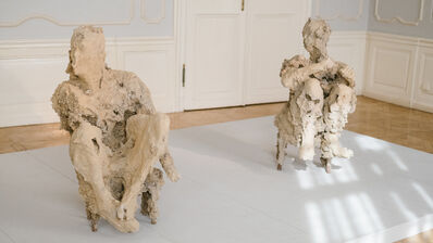 Jan Zelinka, 'Document (6 figure installation) Detail ', 2015
