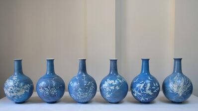 Glithero, 'Blueware Vases'