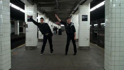 Alan and Michael Fleming, 'Who's Bad', 2012