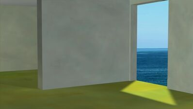 Jeong Ju Jeong, 'a room with moving light 2', 2014