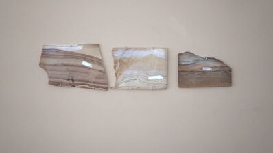 Dana Levy, 'Trucks On rocks', 2019