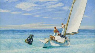 Edward Hopper, 'Ground Swell', 21st Century