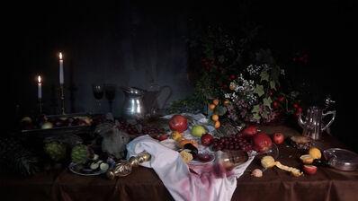 Elif Boyner, 'Moving Still Lifes, Untitled (Rabbit)', 2014