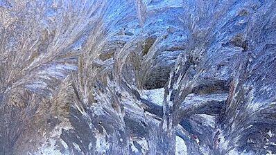 Steve Gentile, 'Kitchen Window Frost', 2021