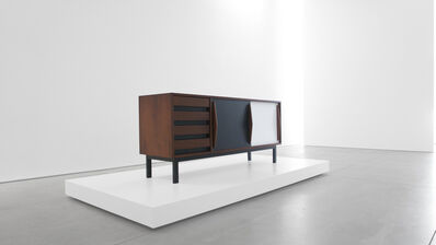 Charlotte Perriand, 'Cabinet from Cité Cansado, Mauritania', ca. 1958