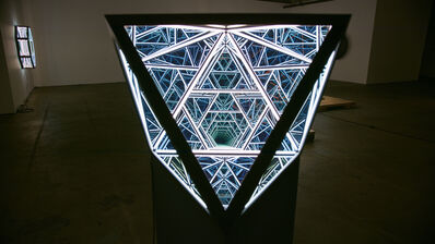 Anthony James, 'Portal Octahedron', 2019