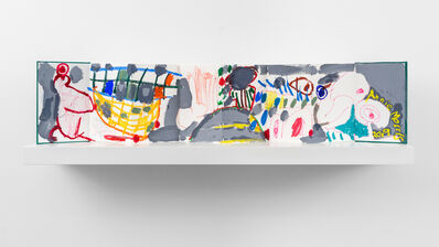 Annie Morris, 'Untitled (book)', 2019