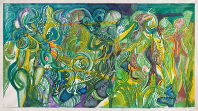 Avinash Chandra, 'Untitled', 1989