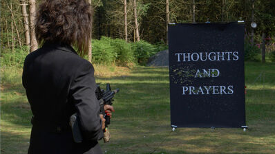 Sarah Maple, 'Thoughts And Prayers (Video)', 2018