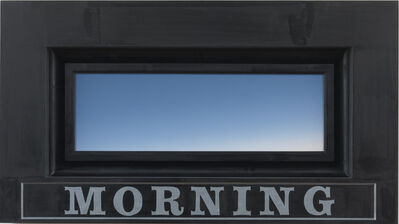 Neil Jenney, 'Morning', 2012