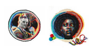 Katika, 'RGB (Diptych)', 2019