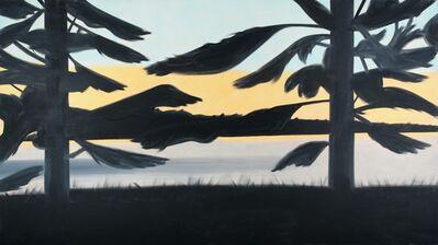 Alex Katz, 'Sunset 5', 2008