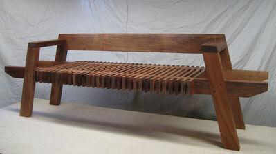 Gael Appler, 'Salt Point Bench', 2007