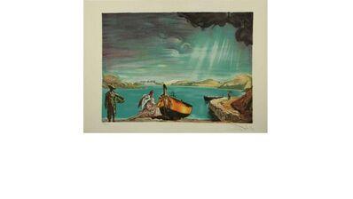 Salvador Dalí, 'The Angel of Port Lligate', Unknown