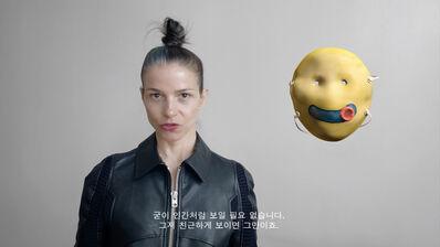 Ana Prvački, 'Multimask', 2020