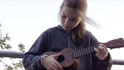 Charlotte Lagro, 'Elise et Clémentine', 2015